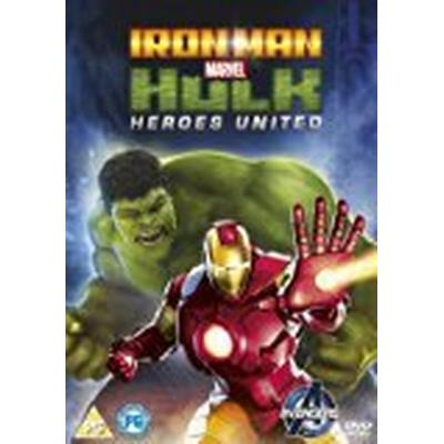 Marvel's Iron Man & Hulk: Heroes United [DVD]